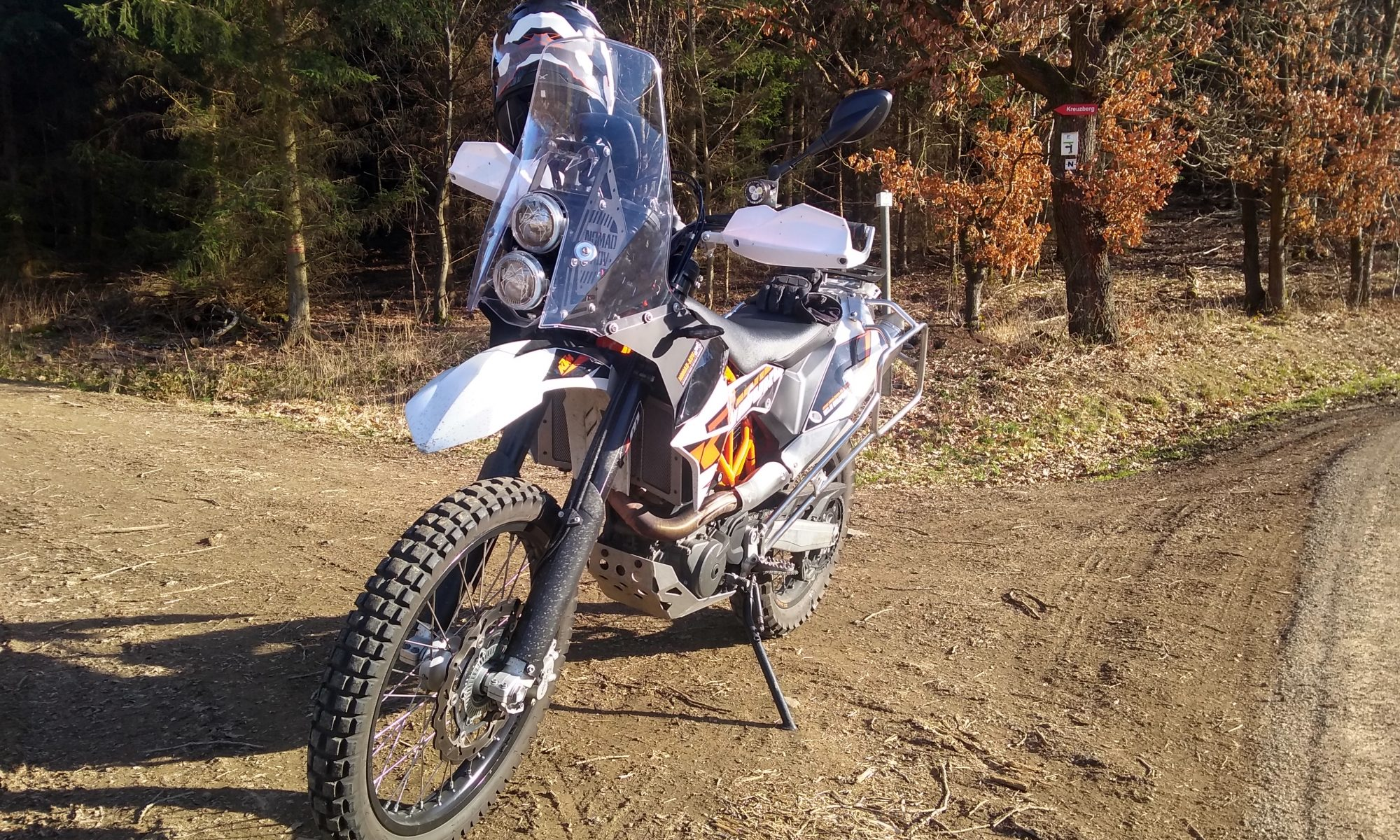 KTM 690 Adventure